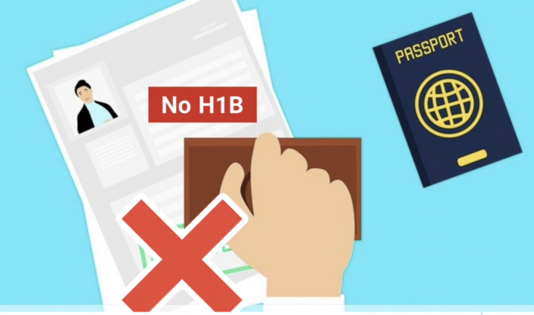 US H1B Visa Suspension